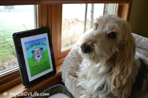 Checking out the new e-book, how cool is that!